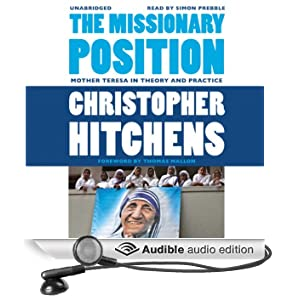 Amazon Com The Missionary Position Mother Teresa In border=