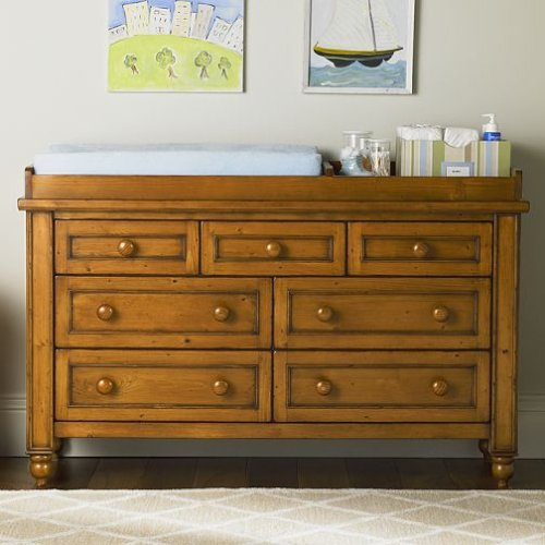 Cheap Pottery Barn Kids Thomas Extra-Wide Dresser (B0013I1TGW)