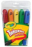 Crayola 5 Count Twistables Slick Stix