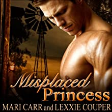 Misplaced Princess Audiobook by Mari Carr, Lexxie Couper Narrated by India Plum