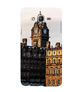 ifasho Historic Place of kolkata Back Case Cover for Samsung Galaxy On7 Pro