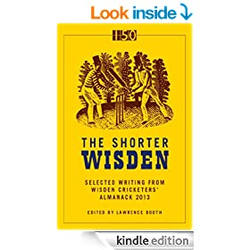 The Shorter Wisden 2013
