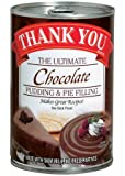 Thank You Chocolate Pudding - 12 Pack