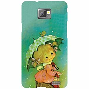 Printland Phone Cover For Samsung I9100 Galaxy S2