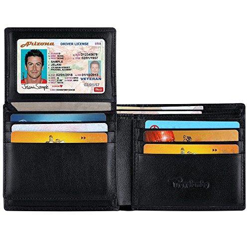 Travelambo-Genuine-Leather-RFID-Blocking-Wallets-Mens-Wallet