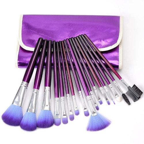 housweety-1-set-pinceaux-maquillage-brosse-cosmetique-16-pieces-violet-23cmx11cm-j00214