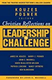 img - for Christian Reflections on The Leadership Challenge (J-B Leadership Challenge: Kouzes/Posner) book / textbook / text book