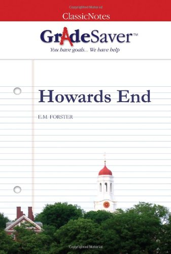 critical essay on howards end Howards end em forster howards end literature essays are academic essays for citation these papers were written primarily by students and provide critical analysis of howards end.