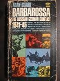 Barbarossa (0451028481) by Clark, Alan