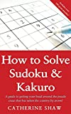 img - for How to Solve Sudoku & Kakuro book / textbook / text book
