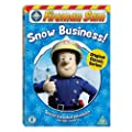 Fireman Sam - Snow Business [DVD]