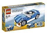 LEGO レゴ クリエイター・ブルーロードスター 6913