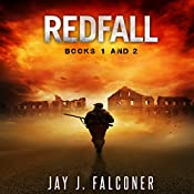 Redfall: Boxed Set: American Prepper Series, Books 1 and 2 | Jay J. Falconer