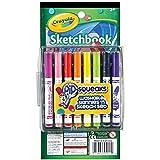 Crayola Washable Pipsqueak Markers Skinnies 'n Sketch Set