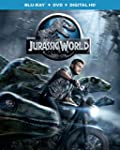 Jurassic World (Blu-ray + DVD + DIGIT...