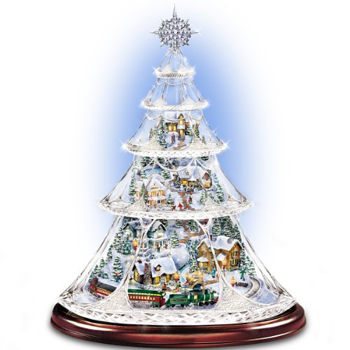 Crystal Christmas Tree Toppers