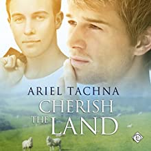 Cherish the Land: Lang Downs, Book 5 (       UNABRIDGED) by Ariel Tachna Narrated by William James