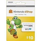 Nintendo Prepaid Card $10 [Digital Code]