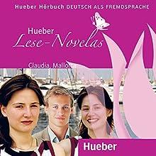 Claudia, Mallorca (Lese-Novelas - Deutsch als Fremdsprache) (       ungekürzt) von Thomas Sylvin Gesprochen von: N.N.