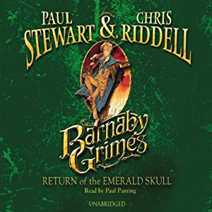 Barnaby Grimes and the Curse of the Emerald Skull Audiobook