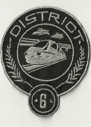 District 6, Hunger Games, Patch