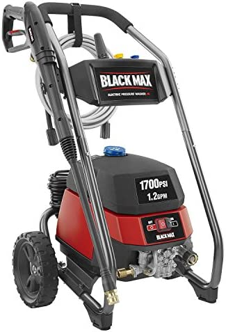 Black Max BM801700 1700 PSI Washer