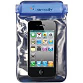 TRAVELOCITY TVWC-CELL Waterproof Smartphone Case with Aux Connector