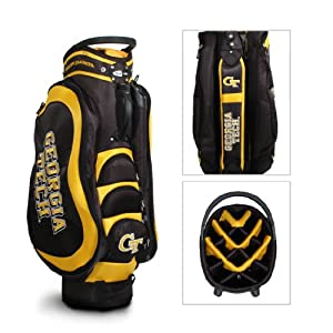 Brand New Georgia Tech University Yellow Jackets Medalist Cart Bag by Things for You