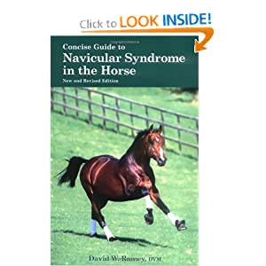 Concise Guide to Navicular Syndrome in the Horse (Concise Guide series) [Paperback]
