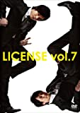 LICENSE vol.7 [DVD]