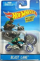 Hot Wheels - Blast Lane