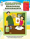 img - for Creative Homework Assignments, Grades 2 - 3: Engaging Take-Home Activities That Reinforce Basic Skills book / textbook / text book