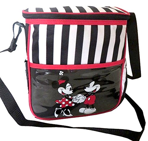Mickey Mouse & Minnie Mouse Mini Diaper Bag - 1