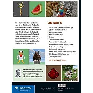 Minecraft - Dein Survival-Guide. Craften - Bauen - Kämpfen u.v.m. Inkl. Poster - aktuell