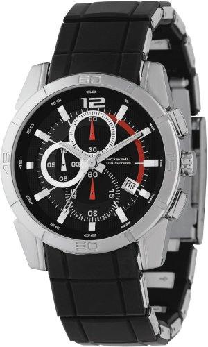 FOSSIL (フォッシル) 腕時計 SPEEDWAY ブラック CH2499 メンズ [正規輸入品]