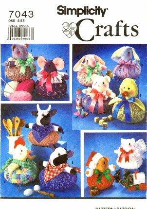 Puffy Animals Patterns