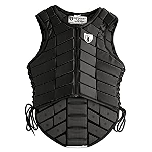 Tipperary Eventer Vest Youth XSmall Black