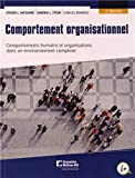 img - for Comportement organisationnel book / textbook / text book