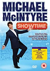 Michael McIntyre: Showtime (DVD + UV Copy)