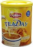 Lipton Tea Day Caramel Préparation pour boisson aux extraits de thé 310 g - Lot de 3