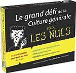Le grand d�fi de la culture g�n�rale...