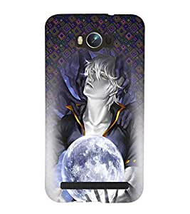 GADGET LOOKS PRINTED BACK COVER FOR Asus Zenfone Max ZC550KL MULTICOLOUR