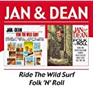 Ride the Wild Surf/Folk 'n Roll