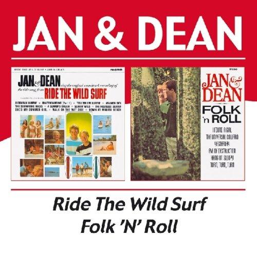 Jan & Dean - Ride The Wild Surf/folk