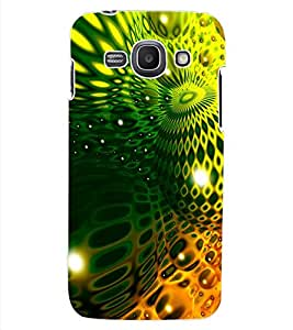 ColourCraft Abstract image Design Back Case Cover for SAMSUNG GALAXY ACE 3 S7272 DUOS