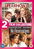 Life as We Know It/No Reservations Double Pack [DVD] [2012]