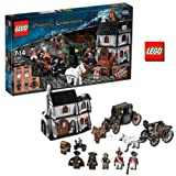 LEGO Pirates Of the Caribbean On Stranger Tides The London Escape 4193 ~ LEGO