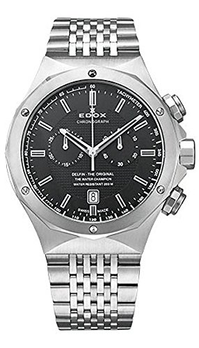 Edox Delfin reloj hombre Delfin The Original 10108 3 NIN