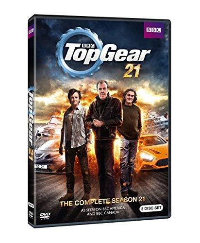 Top Gear 21 [DVD] [Import]