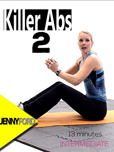 Killer Abs 2 with Jenny Ford